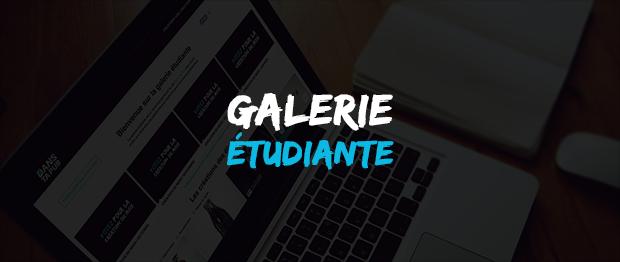 Galerie Étudiante Home