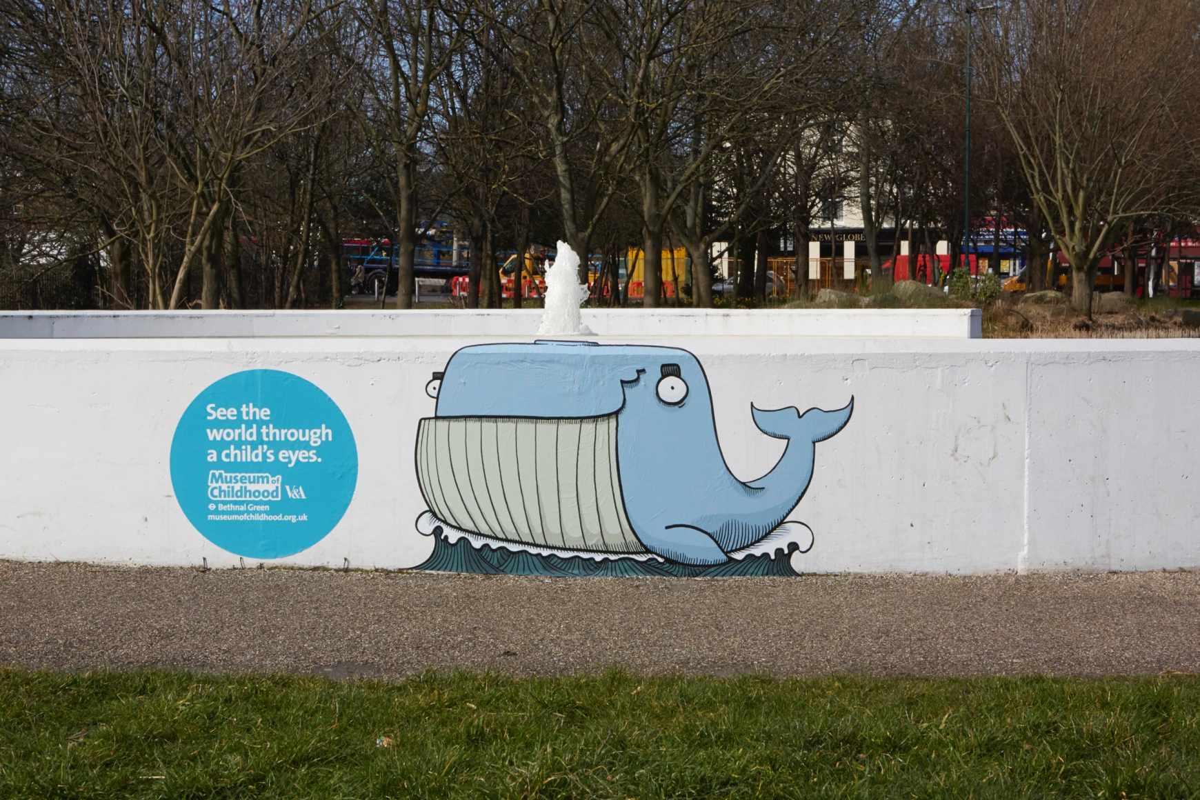 dans-ta-pub-museum-of-childhood-bbdo-UK-street-art-4