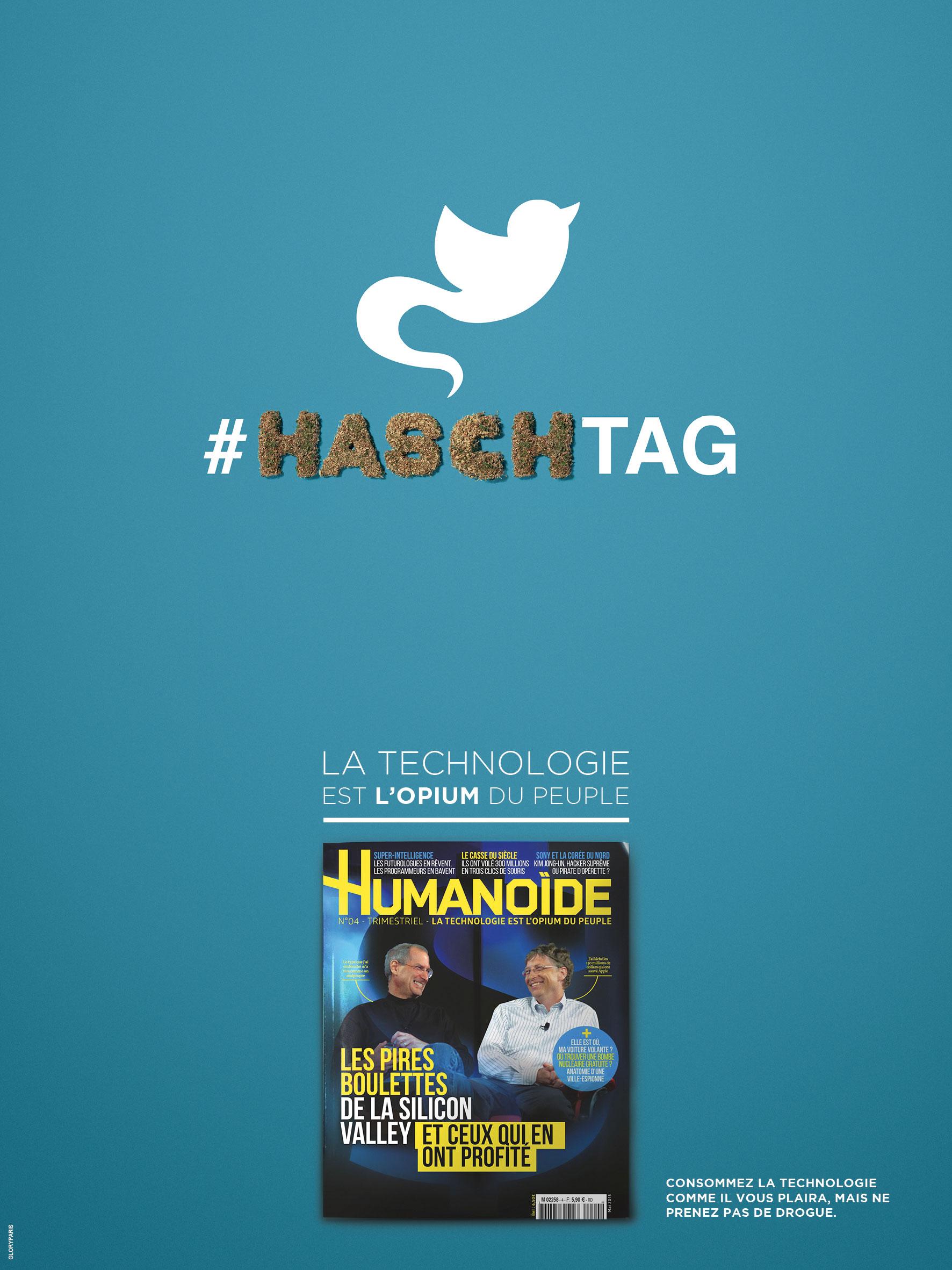 dans-ta-pub-humanoide-print-publicité-affiche-technologie-web-drogue-addiction-digital-4