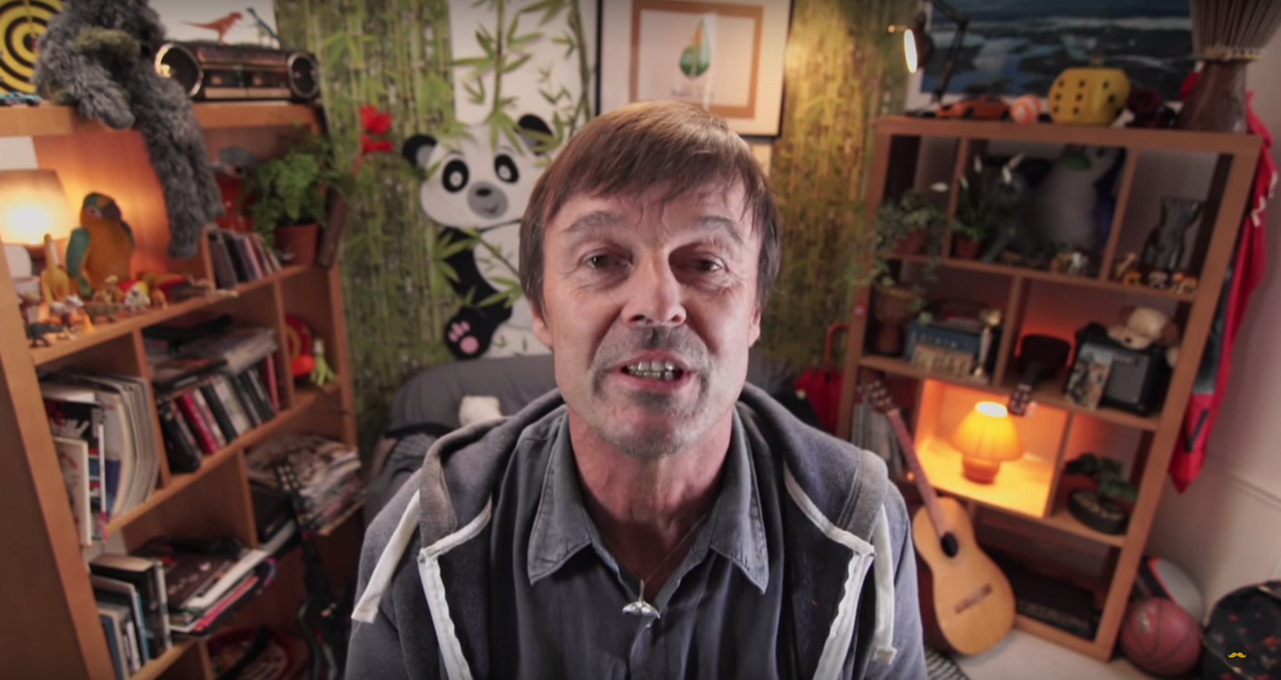 nicolas hulot  u0026quot break the internet u0026quot  pour la plan u00e8te