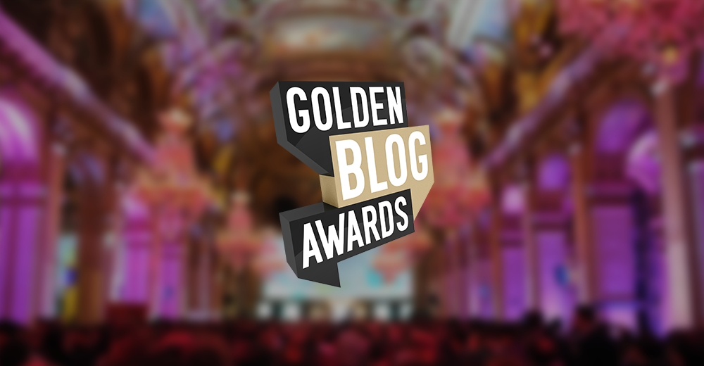 Golden Blog Awards Dans Ta Pub