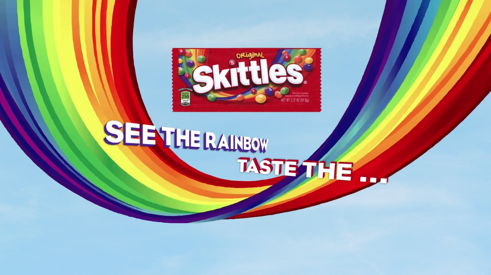 skittles cr u00e9e un packaging permettant aux daltoniens de