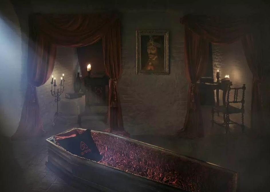 Dans ta pub airbnb dracula halloween chateau 2 dans ta pub for Dans ta pub