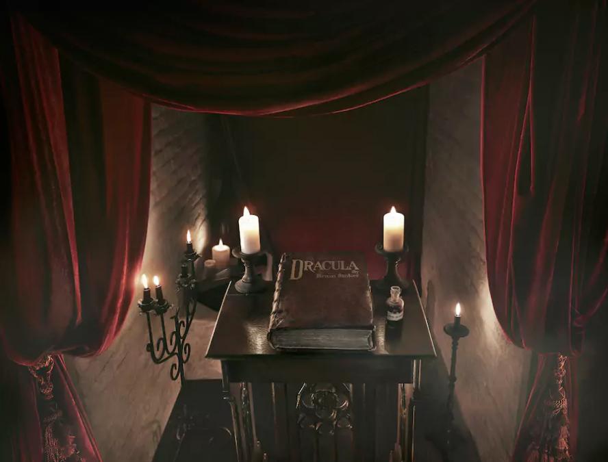 Dans ta pub airbnb dracula halloween chateau 5 dans ta pub for Dans ta pub