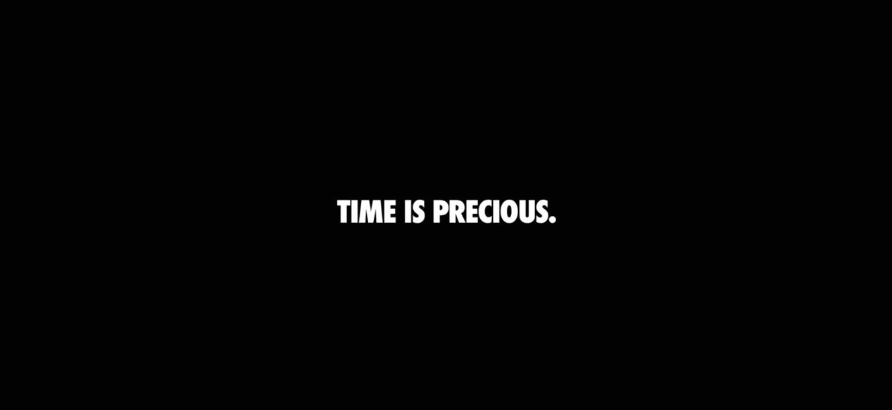 Nike nous fait economiser du temps dans sa nouvelle campagne monde