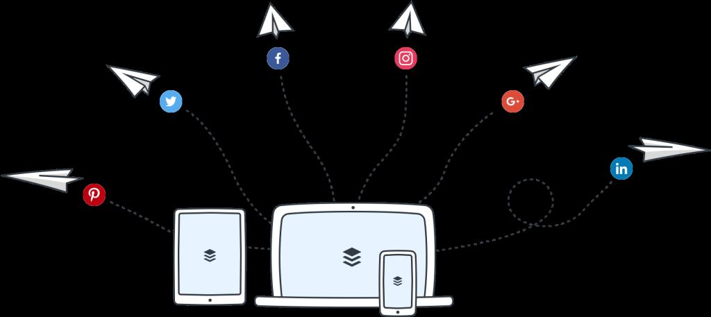 outils publicitaire creation