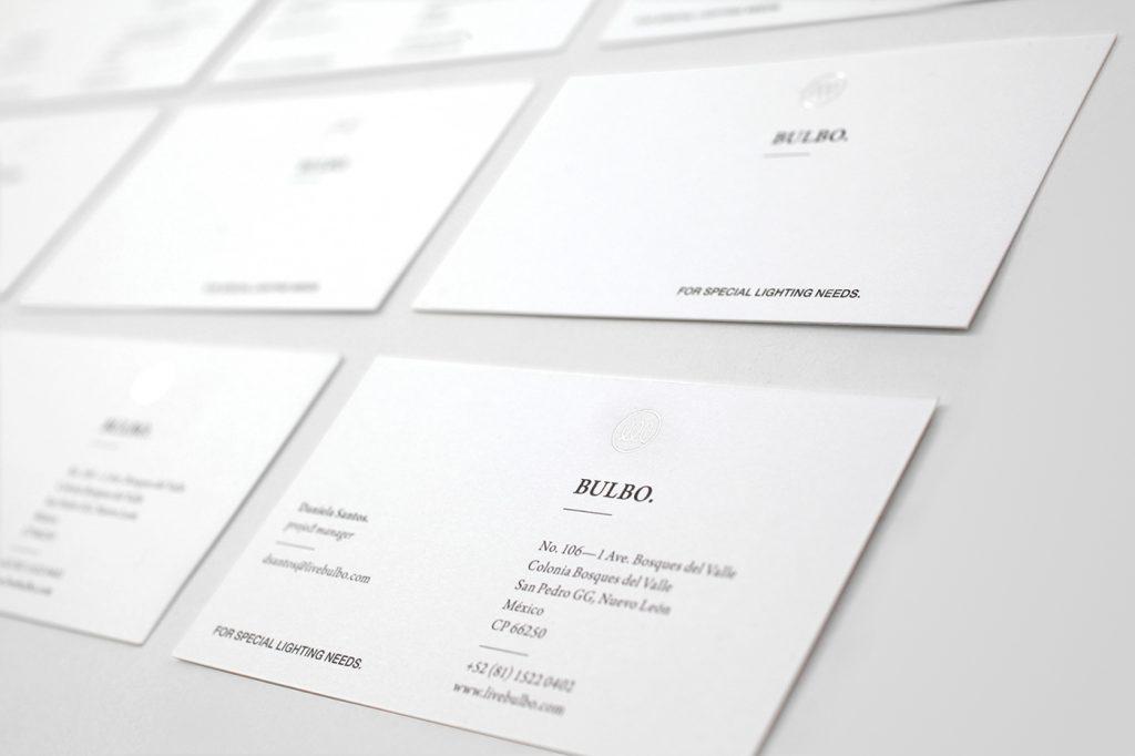 Carte de afaceri creative