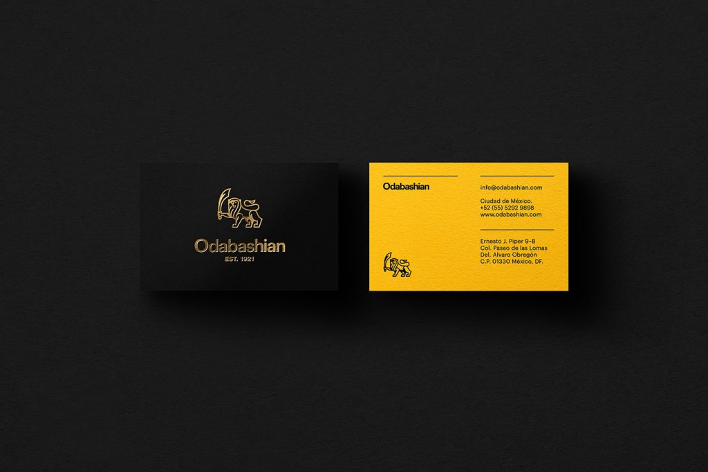 cartes de visite creatives