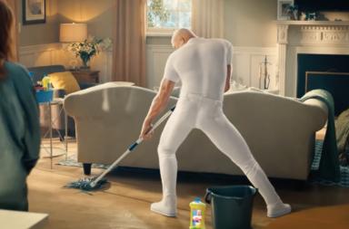 super bowl mr clean