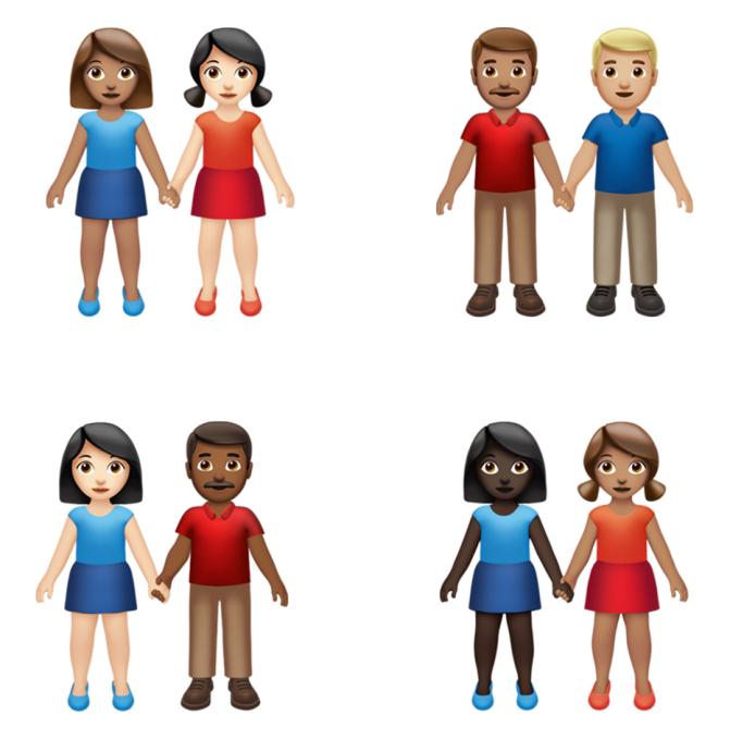 Ios Et Android Presentent Les Nouveaux Emojis Pour 2019